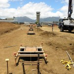 "36"" diameter Caisson Installation at sea level, HI"