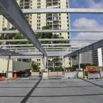 Structural Solar Canopy on CIP Parking Deck, PhotonWorks Engineering