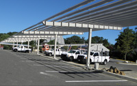 solar carports and charging stations